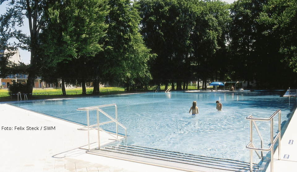 Freibad Ungererbad
